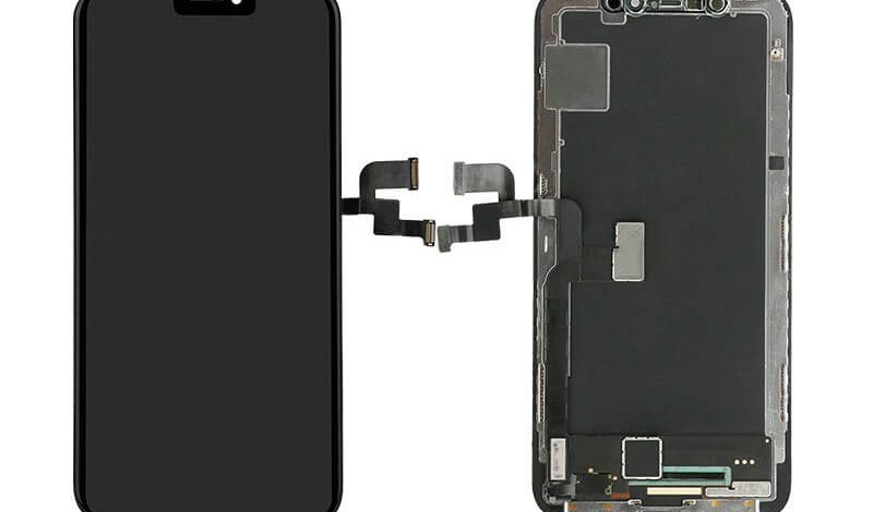For iphoneX LCD
